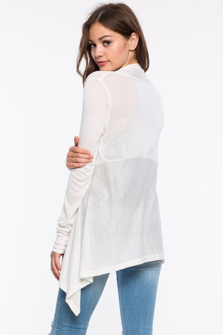 Кардиган Размеры: S, M, L Цвет: кремовый, клюквенный, оливковый Цена: 741 руб.     #одежда #женщинам #кардиганы #коопт