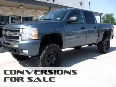 2009 Chevy Silverado 1500 LT Z71 Rough Country Lifted Truck