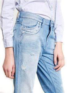Jeans estilo Boyfriend modelo TOMBOY de Pepe Jeans para mujer.
