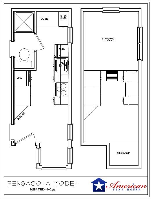 Pensacola floor plan