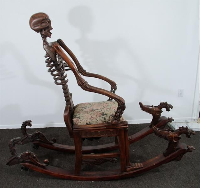 1000 images about macabre on pinterest disney princess for Steam punk chair