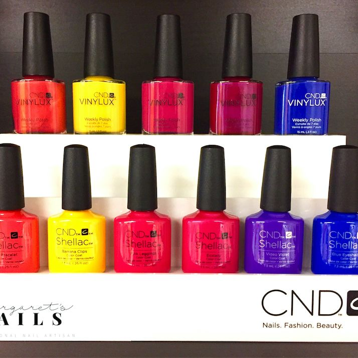 Ride the 'New Wave' this season!   Create a splash with the exciting 'New Wave' collection from CND - Creative Nail Design. Call the salon to book an appointment today! PH:0413 799 447 #margaretsnails