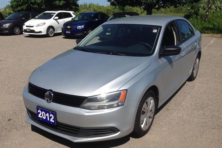 Volkswagen Jetta Price 2012