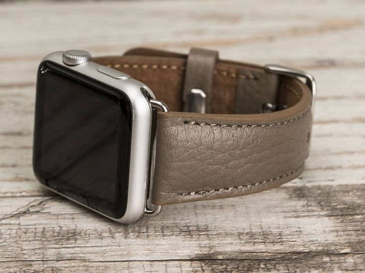 Mink Apple Watch band, 42mm, 38mm, Leather Apple band, Apple watch strap, Apple band, Leather Apple band, watch band 42mm by o2leather on Etsy