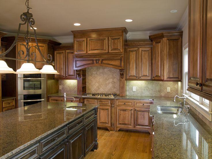 1097 best Kitchen Designs and Ideas images on Pinterest Dream - designer kitchens