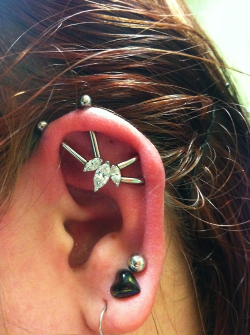 49 best images about piercings on pinterest plugs for Body electric tattoo piercing los angeles ca
