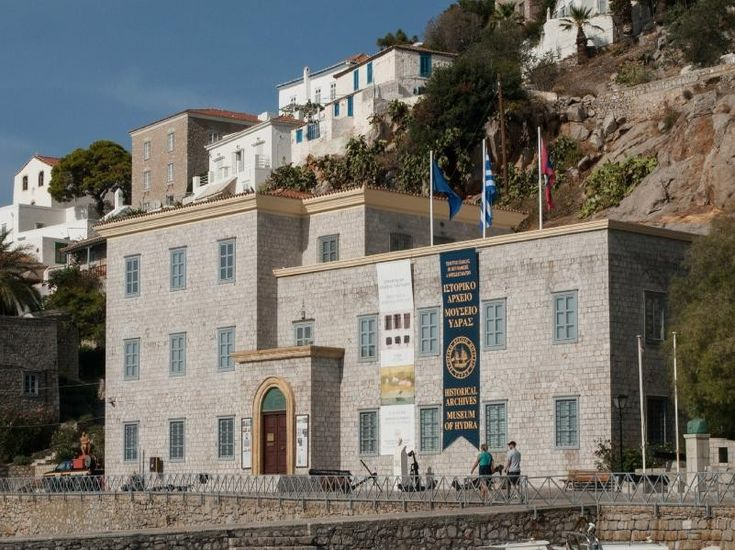 The Historic Archives and Museum of Hydra (IAMY), supervised by the Ministry of Education, gathers and catalogs documents and artifacts related to Hydra, particularly the history, culture, and trad…