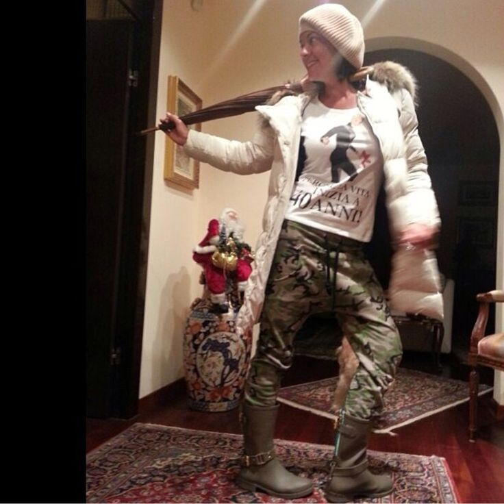 Anche la bellissima Ana Laura Ribas indossa i Rainboot Colors of California!!!