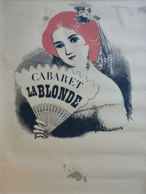 1940s Cabaret La Blonde in Tivoli White Version by OutofCopenhagen