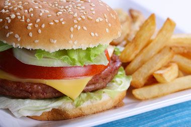 Tom's Old Fashioned Burgers   Breakfast, Lunch & Dinner    Hours 7 a.m. - 8 p.m.  (951) 277-4012   ATM machine inside