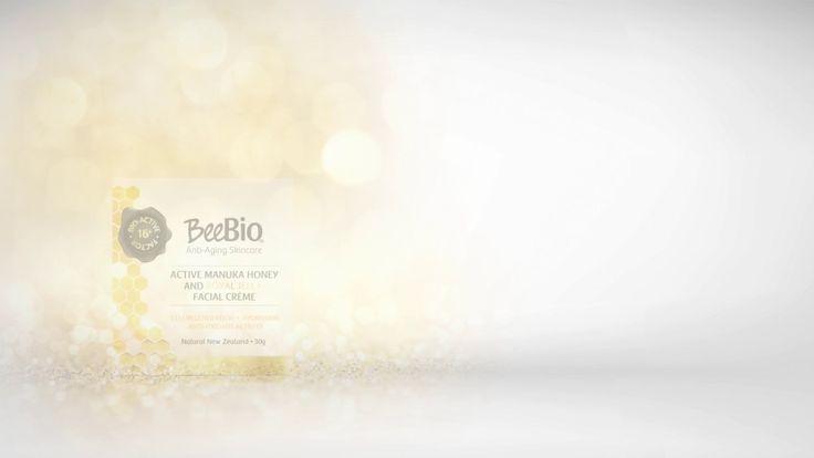 beebioskin.com Active 16 Manuka Honey Royal Jelly Facial Creme