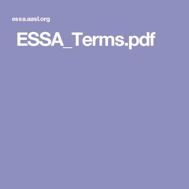 ESSA_Terms.pdf