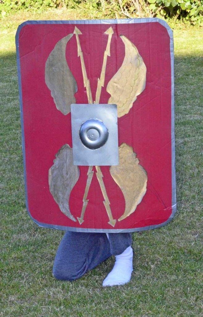 Make a Roman Shield