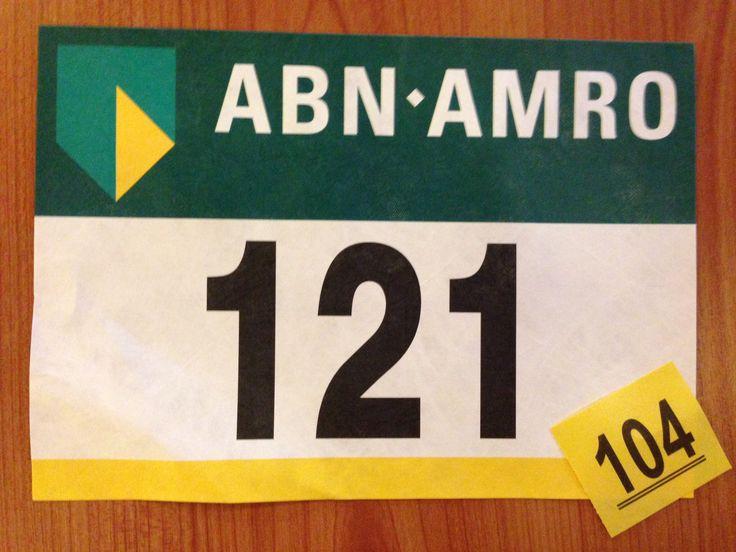 startnummer 121