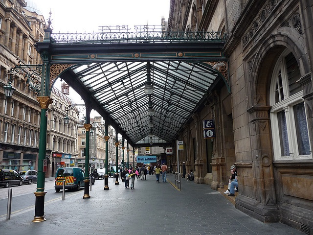 Central Station Canopy, Glasgow