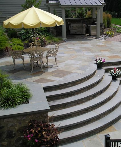 Backyard Steps Ideas: 25 Best Walls And Stairs Images On Pinterest