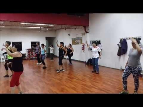 ZUMBA-Instructora: Den Crisel- Gym Alternativa- Liniers-Argentina