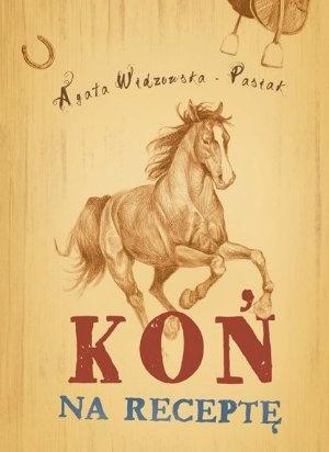 """Agata Widzowska-Pasiak, """"Koń na receptę"""", Dreams, Rzeszów 2011."""
