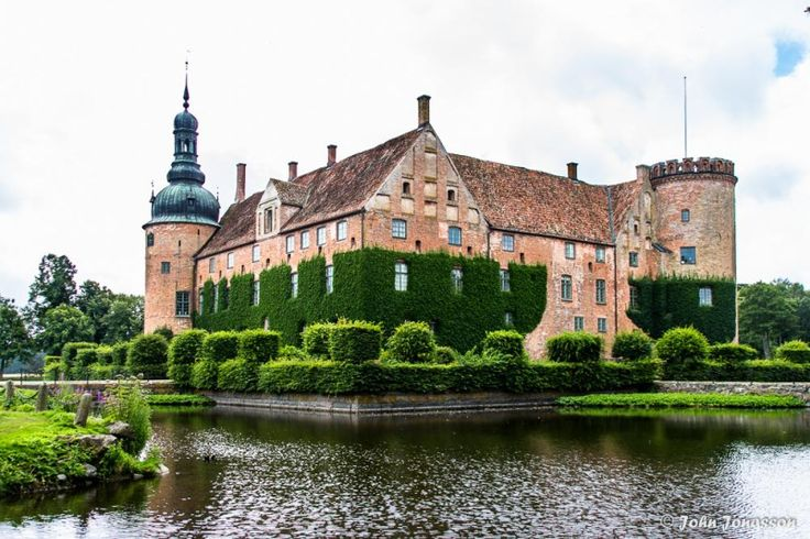 Vittskövle medeltida slott