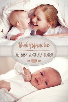 Babysprache: Unsere Übersetzungshilfe für Mams & Papas.