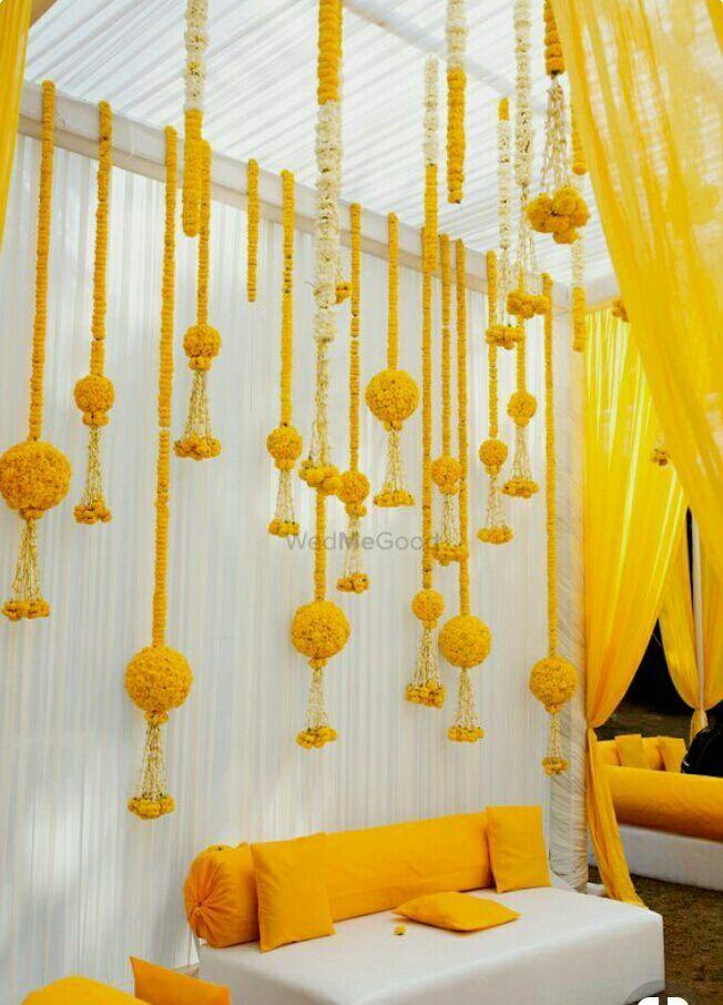 Wajah Tum Ho Completed Wedding Stage Decorations Desi Wedding Decor Mandap Decor