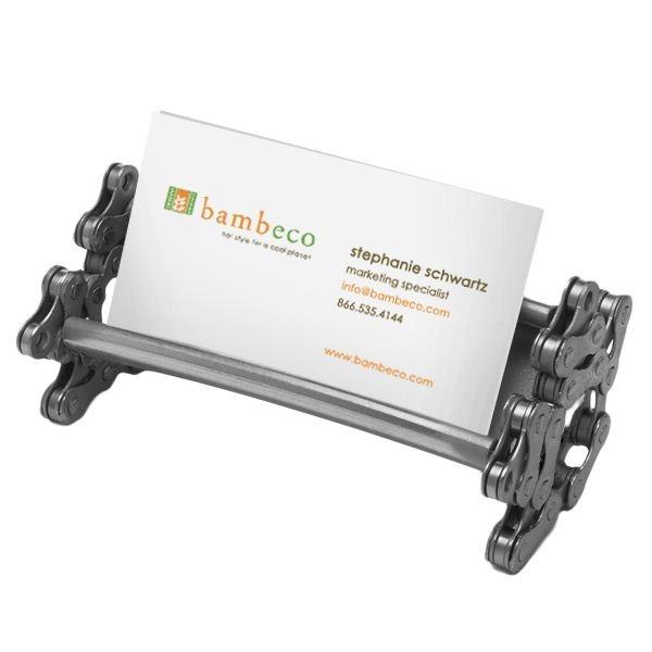 21 best business card holder images on pinterest business card recycled bicycle chain business card holder 25 colourmoves