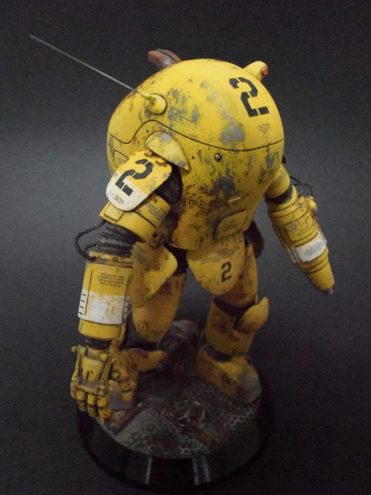 Deconstructing Ma.K: Old Yeller - 1/20 Modelkasten Archelon