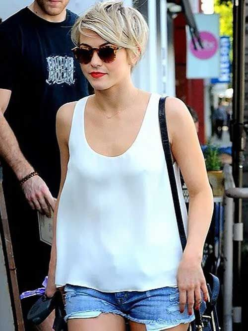 25  Short Blonde Hairstyles 2015 – 2016 | http://www.short-haircut.com/25-short-blonde-hairstyles-2015-2016.html