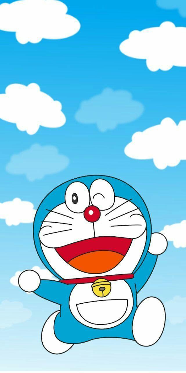 Wallpaper Doraemon 3d Lucu