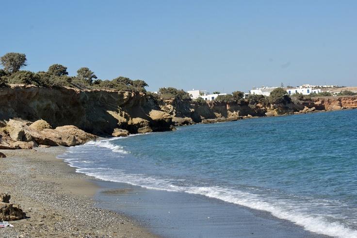 Another gorgeous beach on the island of Paros, Greece