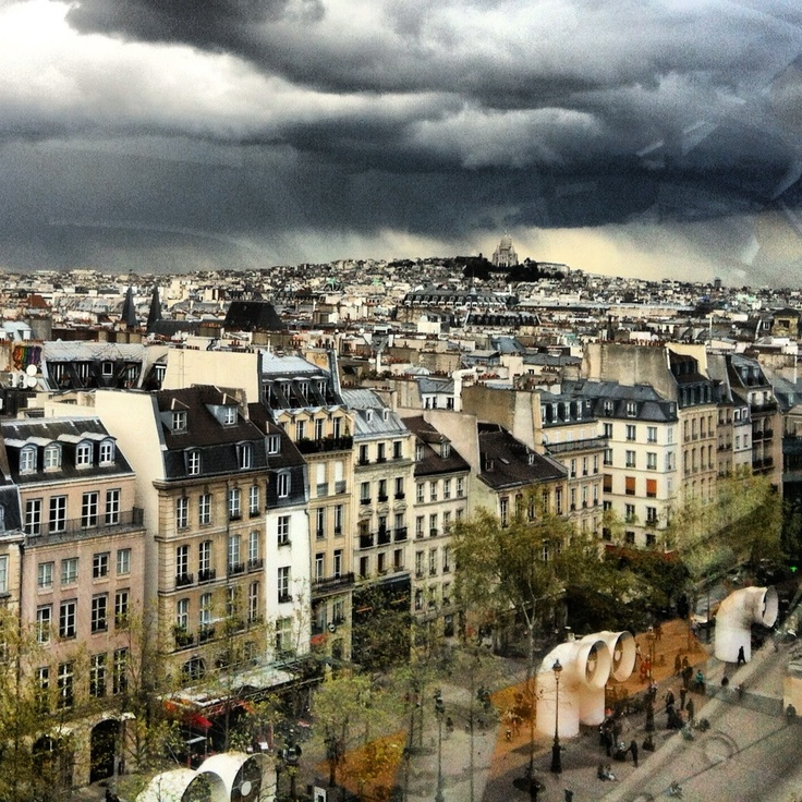 sacre coeur! Paris rocks