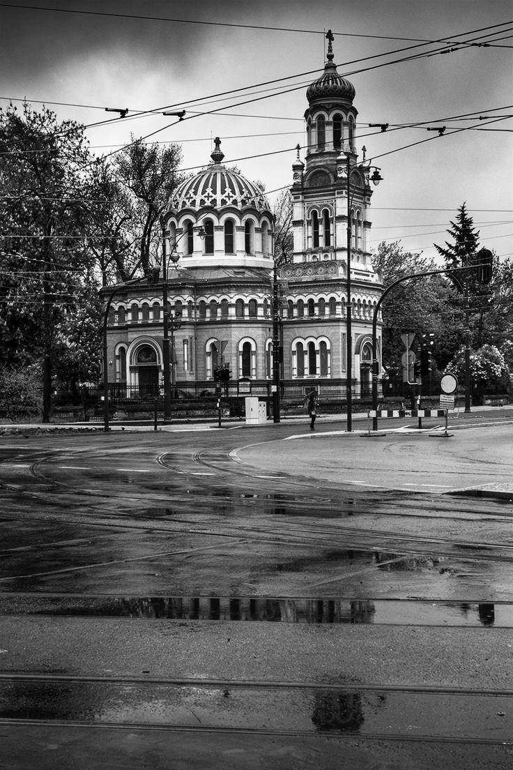 Orthodox church of St.. Alexander Nevsky-Lodz-Poland