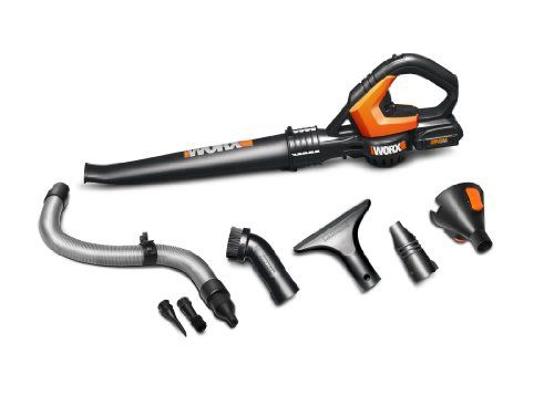 Worx Wg545.1 Worxair Lithium Multi-Purpose Blower/Sweeper/Cleaner, 20-Volt, 2015 Amazon Top Rated Leaf Blowers & Vacuums #Lawn&Patio