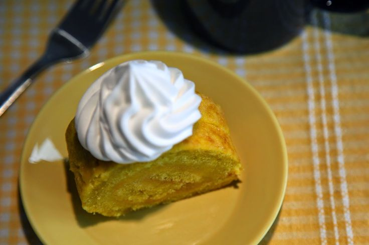 Påskrulltårta med citron #vegan Vego Eco