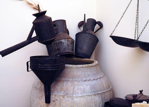 Dall'olio al sapone. Le saponiere di Gallipoli.