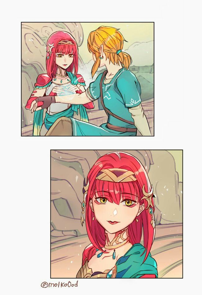Mipha hylian,man if only she want a fish  | Interests