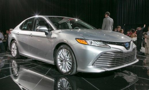 2021 Toyota Camry Photos and Info - The brand-new Camry is ...