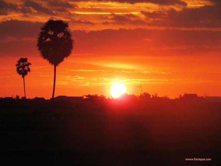 Indahnya Senja
