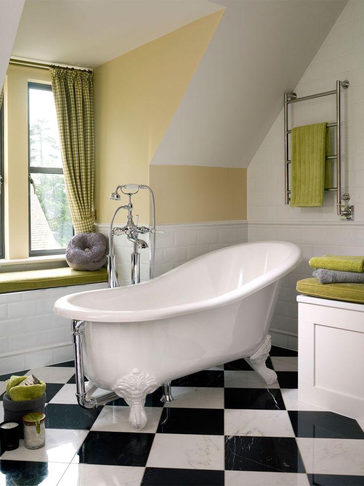 Lovely Light Grey Tile Bathroom Floor Thin Bathroom Rentals Cost Flat Custom Bath Vanities Chicago Mosaic Bathrooms Design Old Wash Basin Designs For Small Bathrooms In India BrightBathroom Vainities 1000  Images About Victoria   Albert On Pinterest | Freestanding ..