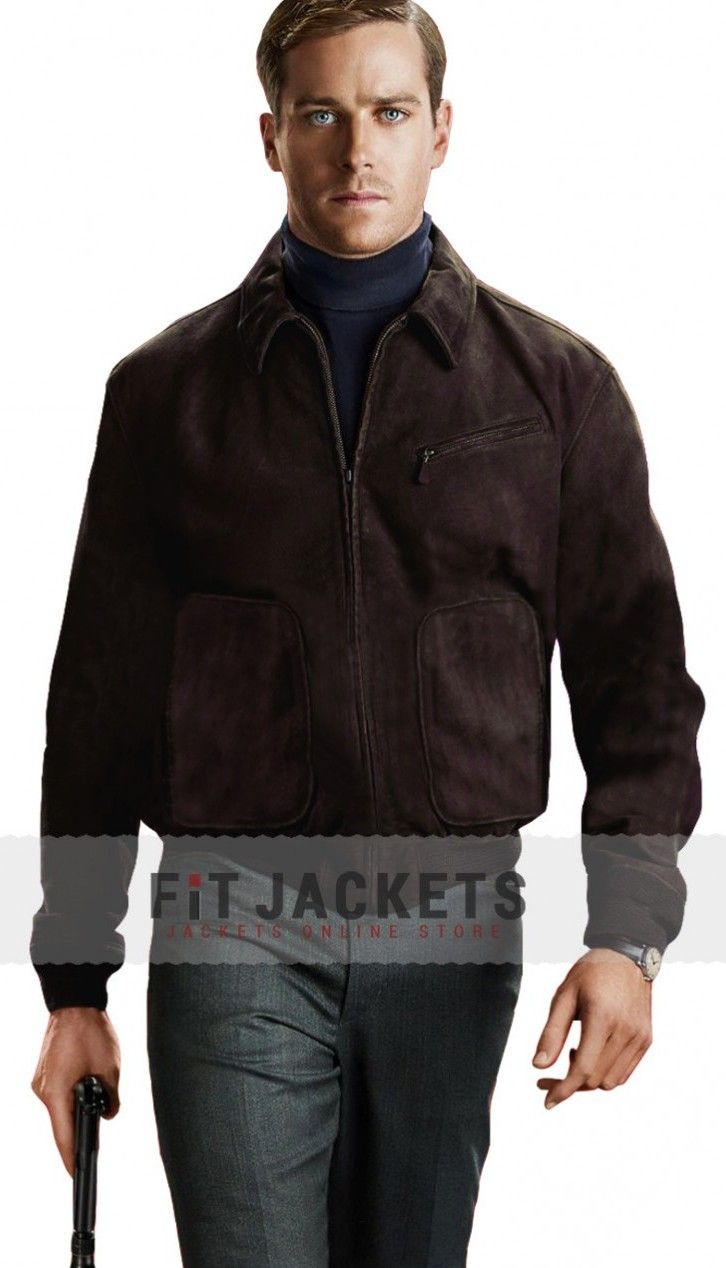 The men from uncle jacket with free shipping & gift at our online store fitjackets.com!!  #Themenfromuncle #Illya #ArmieHammer #Fashion #Shopping #Stylish #MensWear #MensOutfit #MensFashion #StyleMens #MensJackets #MensClothing