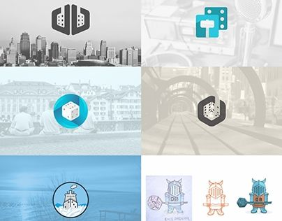 """Check out new work on my @Behance portfolio: """"Logo Proposal for a client - Dice Breaker"""" http://on.be.net/1KPJT0e"""