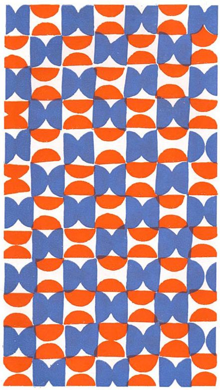 from Patterns Without Pain, Allen Seaby, 1948