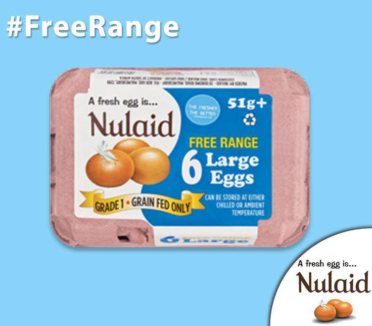 #FreeRange eggs are produced by hens which are not caged and have daily access to an outdoor range area accessible through openings in the side of the barn. #Nulaid #FarmFresh