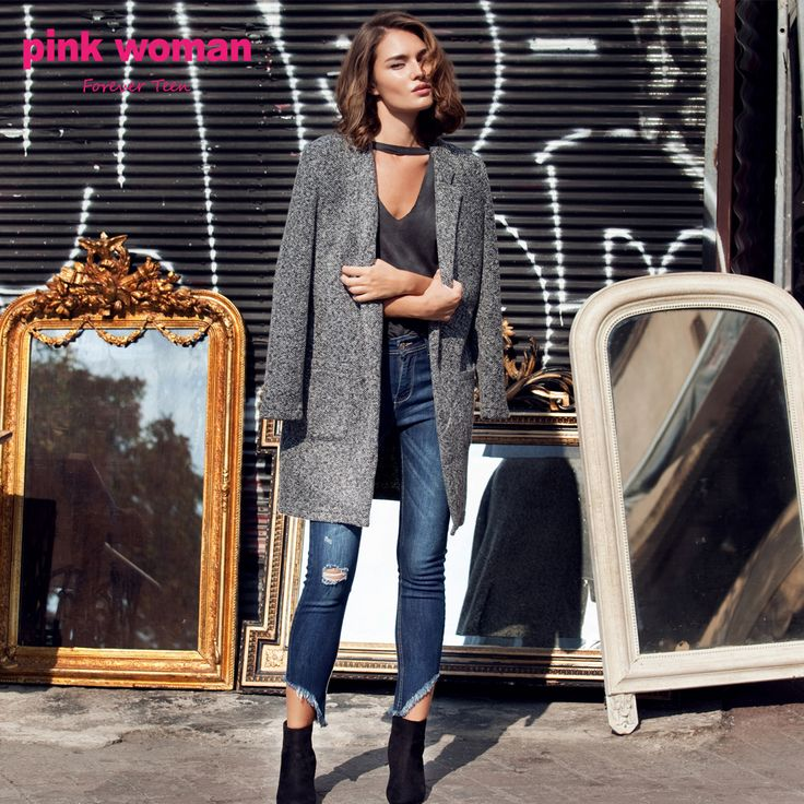 Cozy and stylish days ! Shop online at https://www.pinkwoman-fashion.com/el-gr/