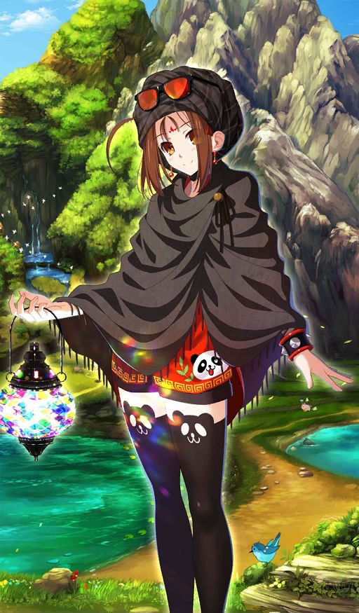Lancer (Fate/Grand Order Nezha) TYPEMOON Wiki