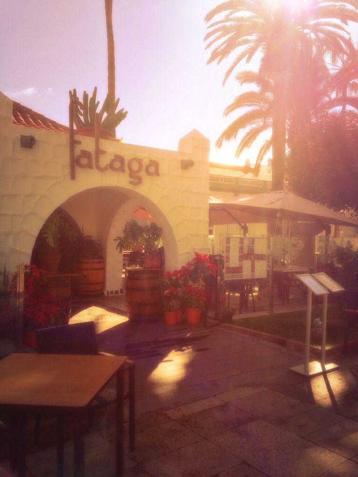 Espacio protegido . Casa fataga es un espacio protegido , donde disfrutar del mejor picoteo, tapas y vino de lpgc