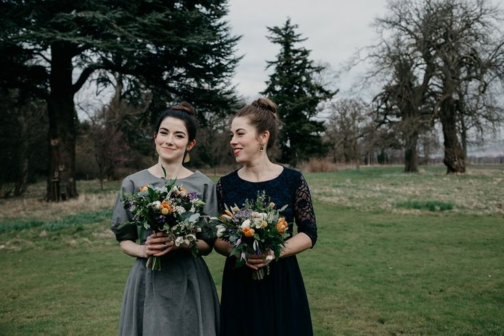 A Modern and Dog Friendly Wedding in Scotland. Photography by Caro Weiss
