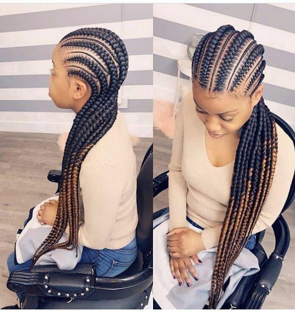 Best 2019 Braided Hairstyles Braiding Box Braids Cornrows And Weaves For You Zaineey S Blog Hair Styles Box Braids Hairstyles African Braids