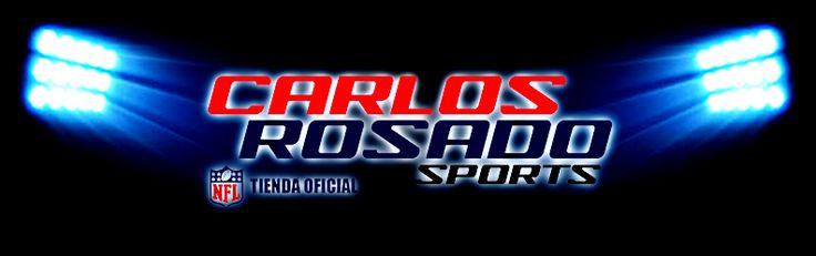Carlos Rosado Sports tienda de artículos de fútbol americano y Oficial de la NFL
