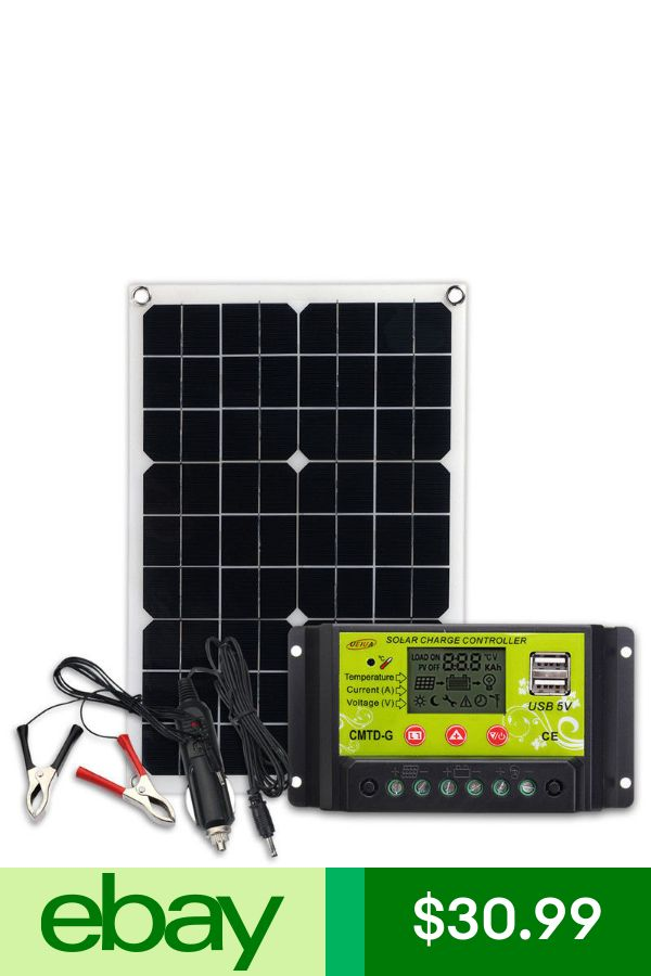 Solar Panels Ebay Home Garden Products Solar Panels Solar Charger